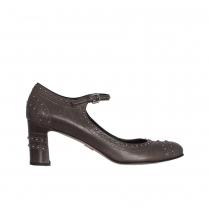 Prada Zapatos Tachuelas Gris T 39.5