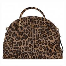 Prada Bolso Cavallino Leopardo