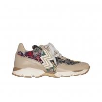 Missoni Sneakers Piel Crochet Glitter 37