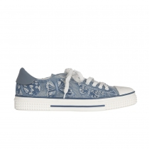 Valentino Sneakers Denim Mariposas T 41