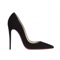 Louboutin SO Kate 120 Ante Negro T 37.5