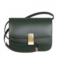 Celine Bolso Classic Box Verde