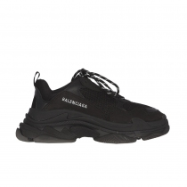 Balenciaga Sneakers Triple S Negras T 40