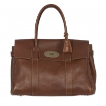 Mulberry Bayswater Heritage Marrón