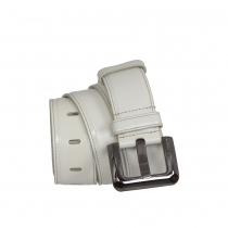 Prada Cinturón Piel Blanco T 85