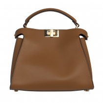 Fendi Peekaboo Iconic Essentially Camel