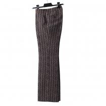 Etro Pantalones Estampado Geométrico 36