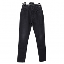 Celine Jeans Denim Negros Skinny T 27