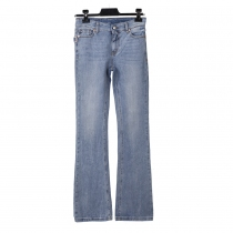 Zadig & Voltaire Jeans Azul Campana T 26
