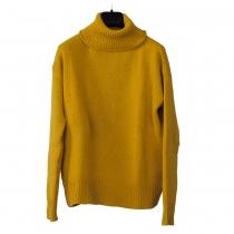 Etro Jersey Cuello Alto Amarillo T S