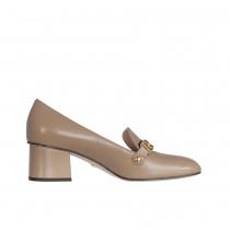 Gucci Zapatos Sylvie Beige T 40