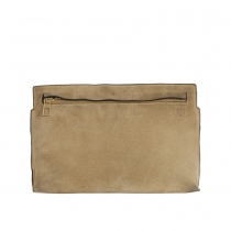 Loewe Bolso Clutch T Pouch Ante Oro