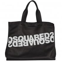Dsquared2 Bolso Shopper Logo Espejo