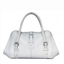Loewe Bolso Senda XL Blanco