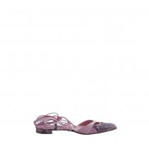Manolo Blahnik Zapatos Rosas T 39