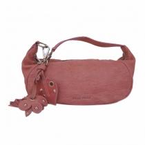 Miu Miu bolso hobo rosa