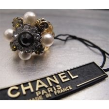 Chanel Sortija