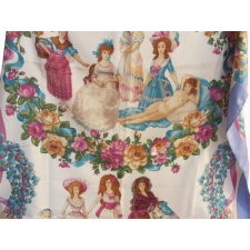 Loewe pañuelo Mujeres de Goya
