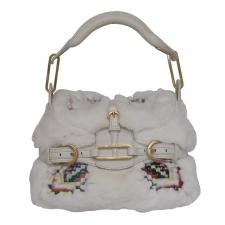 Jimmy Choo bolso blanco