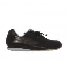 Chanel Sneakers Piel Negras T 39